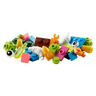 LEGO 30548 - LEGO Classic - Építsd meg saját madaraidat - Tedd eg...