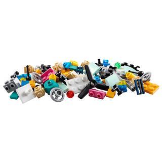 LEGO 30549 - LEGO Classic - Építsd meg saját járműveidet - Tedd e...