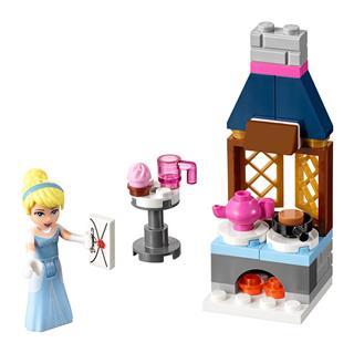 LEGO 30551 - LEGO Disney - Hamupipőke konyhája