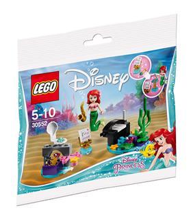 LEGO 30552 - LEGO Disney - Ariel víz alatti szimfónia