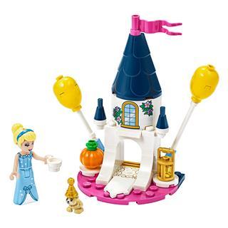LEGO 30554 - LEGO Disney - Hamupipőke mini kastélya