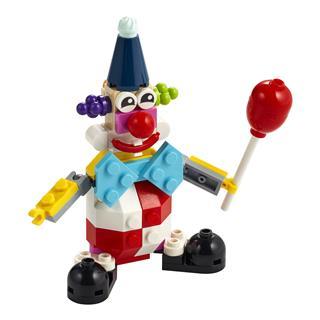 LEGO 30565 - LEGO Creator - Születésnapi bohóc