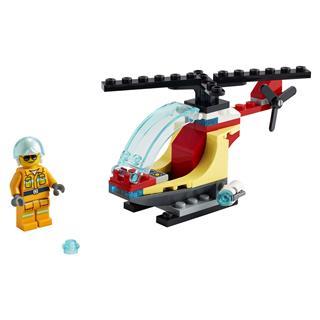 LEGO 30566 - LEGO City - Tűzoltó helikopter
