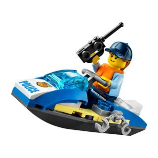 LEGO 30567 - LEGO City - Rendőrségi jet ski
