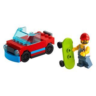 LEGO 30568 - LEGO City - Gördeszkás