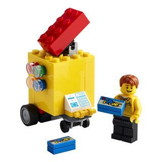LEGO 30569 - LEGO City - LEGO® Stand