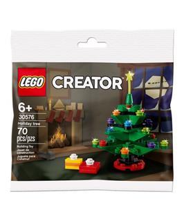 LEGO 30576 - LEGO Creator - Ünnepi fenyőfa