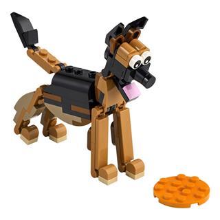 LEGO 30578 - LEGO Creator - Német juhászkutya