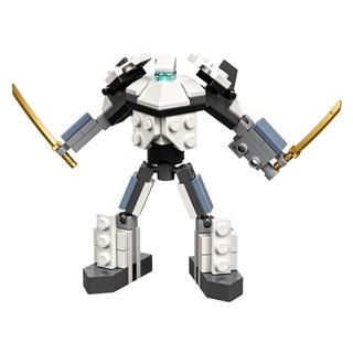 LEGO 30591 - LEGO NINJAGO - Titanium Mini Mech
