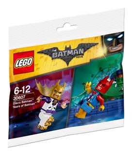 LEGO 30607 - LEGO Batman Movie - Disco Batman & Tears of Batman