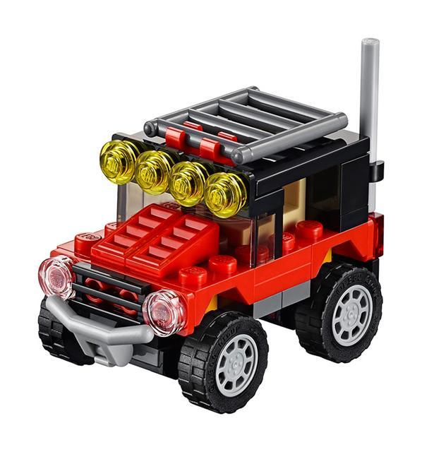 LEGO 31040 - LEGO Creator - Sivatagi járművek