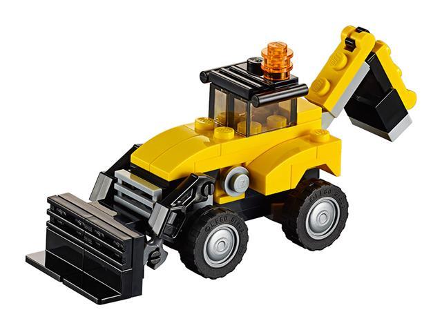 LEGO 31041 - LEGO Creator - Építési munkagépek