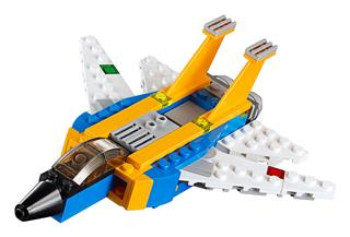 LEGO 31042 - LEGO Creator - Szuper repülő