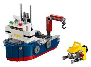LEGO 31045 - LEGO Creator - Tengeri kutatóhajó