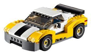 LEGO 31046 - LEGO Creator - Gyorsasági autó
