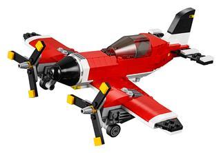 LEGO 31047 - LEGO Creator - Légcsavaros repülőgép