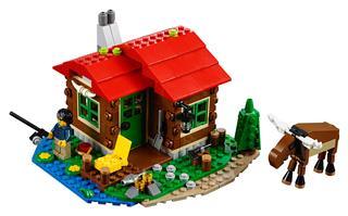 LEGO 31048 - LEGO Creator - Tóparti házikó