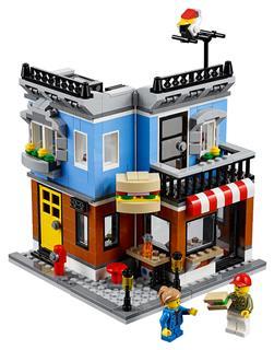 LEGO 31050 - LEGO Creator - Sarki csemegeüzlet