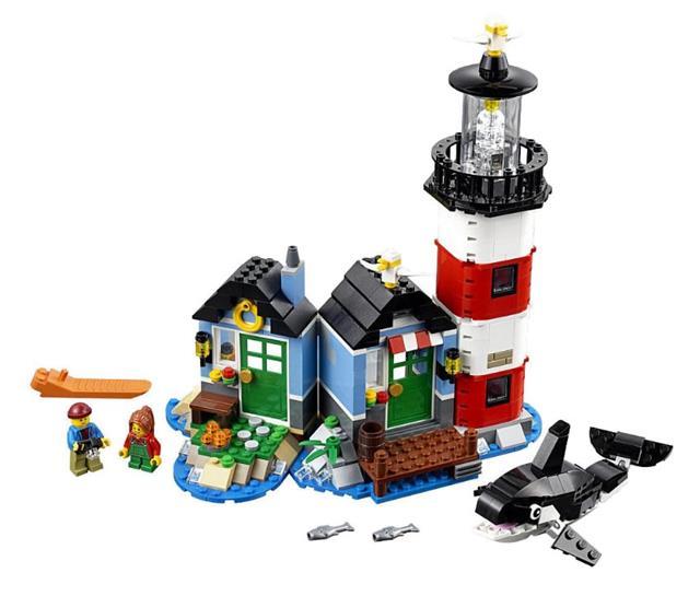 LEGO 31051 - LEGO Creator - Világítótorony