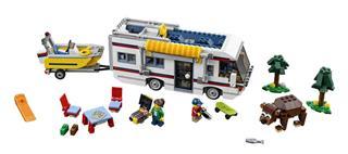 LEGO 31052 - LEGO Creator - Hétvégi kiruccanás