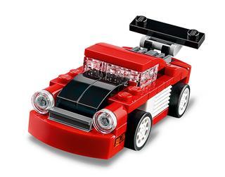 LEGO 31055 - LEGO Creator - Vörös versenyautó