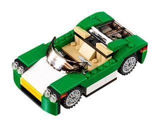 LEGO 31056 - LEGO Creator - Zöld cirkáló