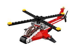 LEGO 31057 - LEGO Creator - A levegő ásza