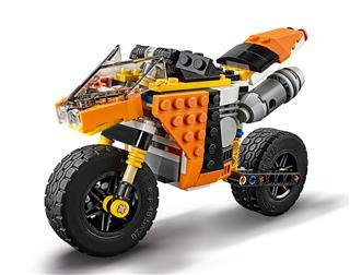 LEGO 31059 - LEGO Creator - Narancssárga városi motor