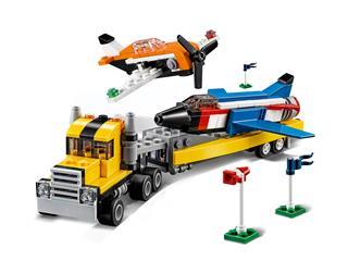 LEGO 31060 - LEGO Creator - Légi parádé
