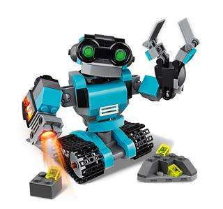 LEGO 31062 - LEGO Creator - Robot felfedező