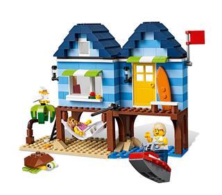 LEGO 31063 - LEGO Creator - Tengerparti vakáció
