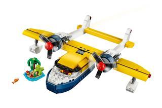 LEGO 31064 - LEGO Creator - Repülés a sziget felett