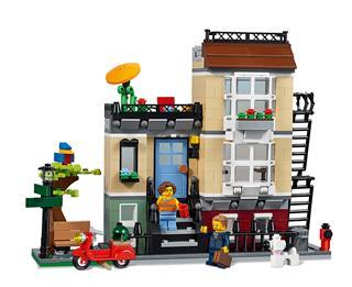 LEGO 31065 - LEGO Creator - Kertvárosi villa