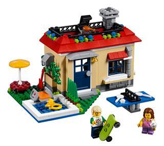 LEGO 31067 - LEGO Creator - Medencés vakáció