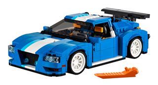 LEGO 31070 - LEGO Creator - Turbó Versenyautó