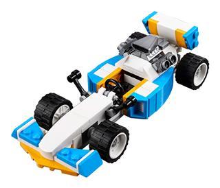 LEGO 31072 - LEGO Creator - Extrém motorok