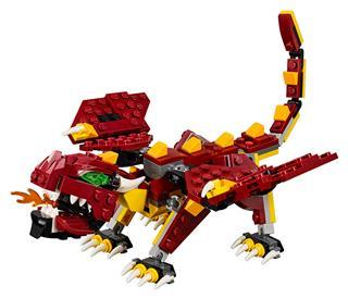 LEGO 31073 - LEGO Creator - Mesebeli lények