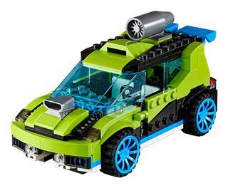 LEGO 31074 - LEGO Creator - Rakétás raliautó