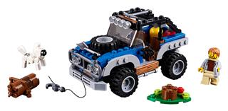 LEGO 31075 - LEGO Creator - Messzi kalandok