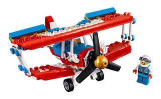 LEGO 31076 - LEGO Creator - Vagány műrepülőgép