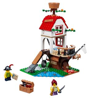 LEGO 31078 - LEGO Creator - A lombház kincsei