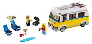 LEGO 31079 - LEGO Creator - Napsugár szörfös furgon