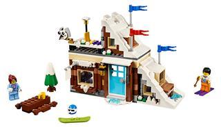 LEGO 31080 - LEGO Creator - Moduláris téli vakáció
