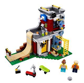 LEGO 31081 - LEGO Creator - Moduláris korcsolyapálya