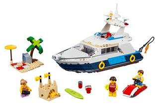 LEGO 31083 - LEGO Creator - Hajós kalandok