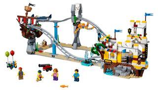 LEGO 31084 - LEGO Creator - Kalózos hullámvasút