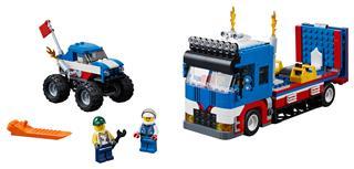 LEGO 31085 - LEGO Creator - Mobil kaszkadőr bemutató