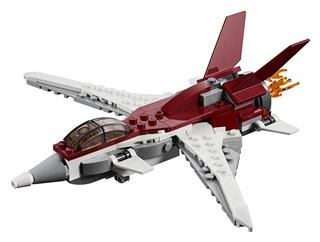 LEGO 31086 - LEGO Creator - Futurisztikus repülő