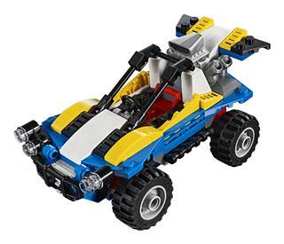 LEGO 31087 - LEGO Creator - Terepjáró homokfutó
