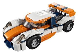LEGO 31089 - LEGO Creator - Sunset versenyautó